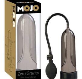 afbeelding mojo zero gravity penis pump enlarger - zwart