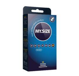 afbeelding My Size XXXL Condooms 69mm 10st