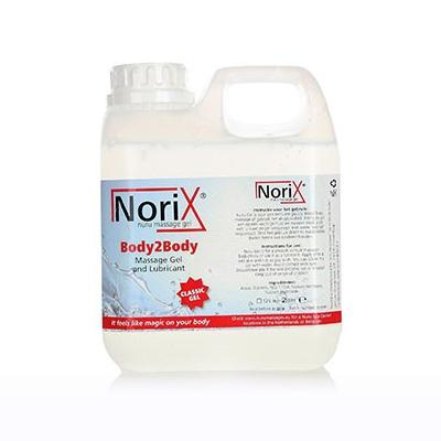 afbeelding norix nuru massage gel 1000ml.