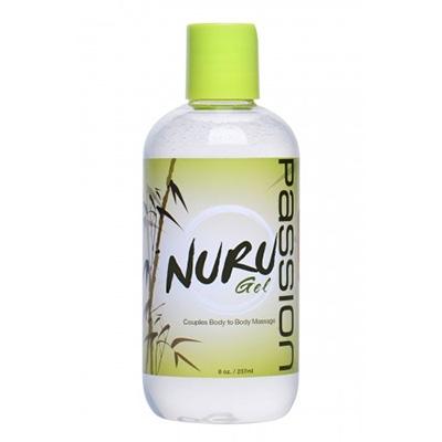 afbeelding nuru couples body to body massage gel 237ml.