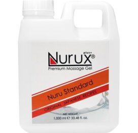 afbeelding nurux nuru standaard massage gel 1000ml.