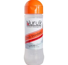 afbeelding nurux nuru standaard massage gel 250ml.