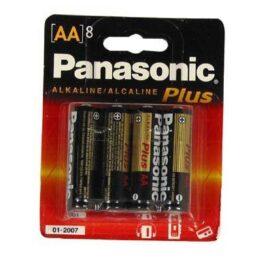 afbeelding panasonic batterijen aa 4 st.
