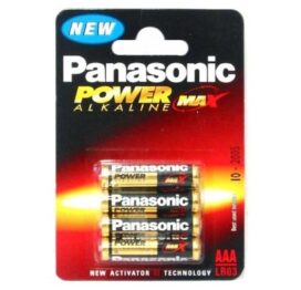 afbeelding panasonic batterijen aaa 4 st.