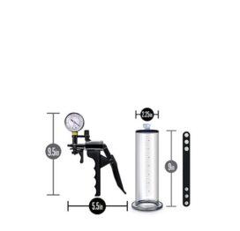 afbeelding Performance VX8 penispomp met drukmeter