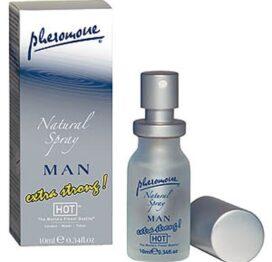afbeelding pheromone parfum spray man extra sterk 10ml.
