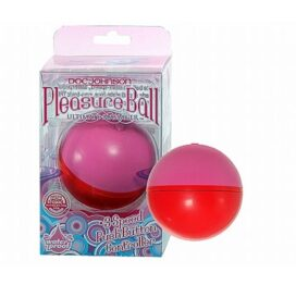 afbeelding pleasure ball ultimate massager - rood