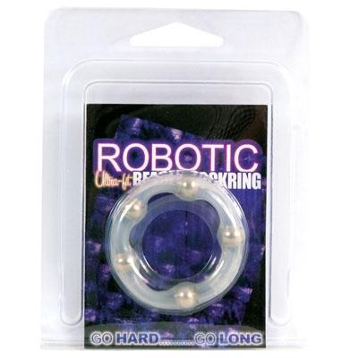 afbeelding robotic penisring met stalen kogeltjes
