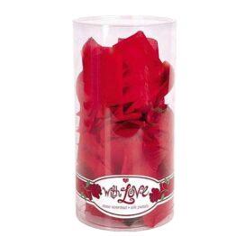 afbeelding heerlijk geurende zijden rozenblaadjes