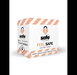 afbeelding Feel Safe Ultra Dun Condooms 5st