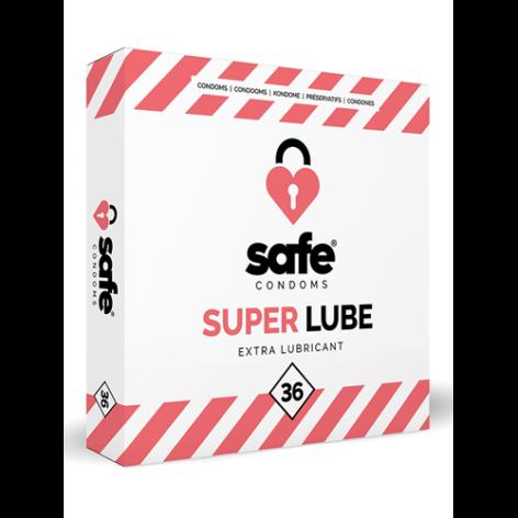 afbeelding Safe Superlube Condooms