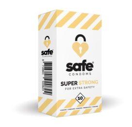 afbeelding Strong safe condooms (10 stuks)