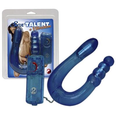 afbeelding sex talent dubbele vibrator