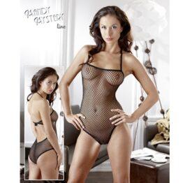 afbeelding sexy body visnet - zwart
