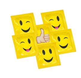 afbeelding Pasante Smiley Condooms 6st