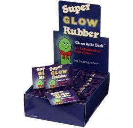afbeelding super glow rubber condooms