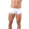 afbeelding Svenjoyment Witte boxer met rits