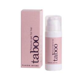 afbeelding Taboo Clitoris gel