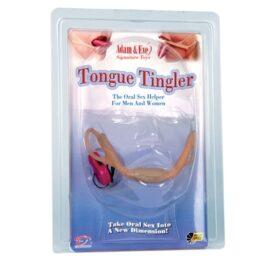 afbeelding tongue tingler oraal vibrator