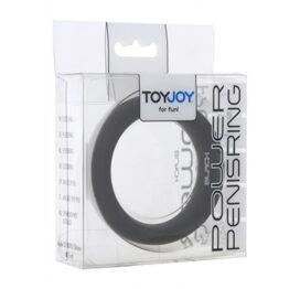 afbeelding toyjoy power xlarge - zwart - cockring
