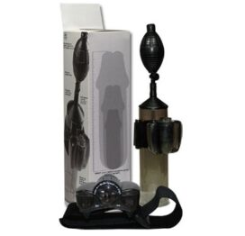 afbeelding cylinder grip action vibrerende penis pomp